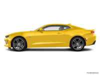 2016 Chevrolet Camaro coupe 2LT | Photo 1 | Bright Yellow