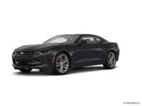 2016 Chevrolet Camaro coupe 2LT | Photo 3 | Nightfall Grey Metallic