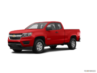 2016 Chevrolet Colorado WT | Photo 3 | Red Hot