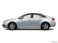 2016 Chevrolet Cruze Limited 1LT | Photo 1 | Silver Ice Metallic