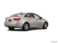 2016 Chevrolet Cruze Limited 1LT | Photo 2 | Champagne Silver Metallic