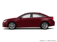 2016 Chevrolet Cruze Limited 2LT | Photo 1 | Siren Red