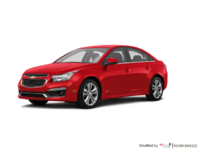 2016 Chevrolet Cruze Limited 2LT | Photo 3 | Red Hot