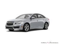 2016 Chevrolet Cruze Limited 2LT | Photo 3 | Silver Ice Metallic