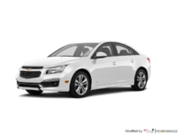 2016 Chevrolet Cruze Limited 2LT | Photo 3 | Summit White.