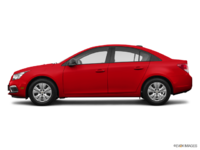 2016 Chevrolet Cruze Limited LS | Photo 1 | Red Hot