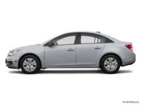 2016 Chevrolet Cruze Limited LS | Photo 1 | Silver Ice Metallic