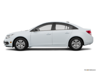 2016 Chevrolet Cruze Limited LS | Photo 1 | Summit White.