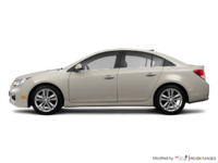 2016 Chevrolet Cruze Limited LTZ | Photo 1 | Champagne Silver Metallic