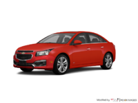 2016 Chevrolet Cruze Limited LTZ | Photo 3 | Red Hot