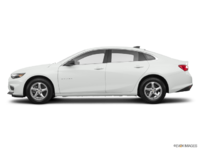 2016 Chevrolet Malibu LS | Photo 1 | Summit White