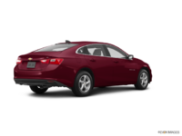 2016 Chevrolet Malibu LS | Photo 2 | Butte Red Metallic