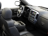 2016 Chevrolet Silverado 1500 LT Z71 | Photo 1 | Jet Black Leather