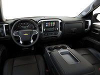 2016 Chevrolet Silverado 1500 LT Z71 | Photo 3 | Jet Black Leather