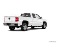 2016 Chevrolet Silverado 1500 LT | Photo 2 | Summit White