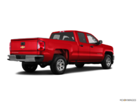 2016 Chevrolet Silverado 1500 WT | Photo 2 | Red Hot