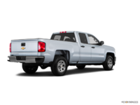 2016 Chevrolet Silverado 1500 WT | Photo 2 | Silver Ice Metallic