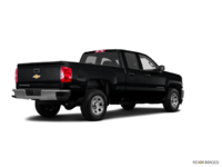 2016 Chevrolet Silverado 1500 WT | Photo 2 | Black