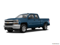2016 Chevrolet Silverado 1500 WT | Photo 3 | Deep Ocean Blue Metallic