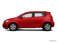 2016 Chevrolet Sonic Hatchback LS | Photo 1 | Red Hot