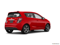 2016 Chevrolet Sonic Hatchback RS | Photo 2 | Red Hot