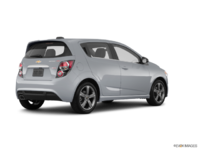 2016 Chevrolet Sonic Hatchback RS | Photo 2 | Silver Ice Metallic