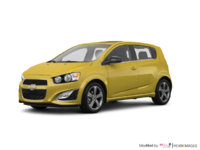 2016 Chevrolet Sonic Hatchback RS | Photo 3 | Bright Yellow