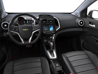 2016 Chevrolet Sonic Hatchback RS | Photo 3 | Jet Black Leather