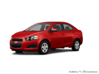 2016 Chevrolet Sonic LS | Photo 3 | Red Hot
