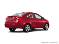 2016 Chevrolet Sonic LT | Photo 2 | Crystal Red