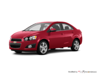 2016 Chevrolet Sonic LT | Photo 3 | Crystal Red
