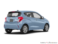 2016 Chevrolet Spark 2LT | Photo 2 | Electric Blue Metallic