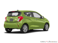 2016 Chevrolet Spark 2LT | Photo 2 | Lime Metallic