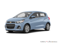 2016 Chevrolet Spark 2LT | Photo 3 | Electric Blue Metallic