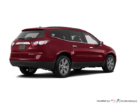 2016 Chevrolet Traverse 2LT | Photo 2 | Siren Red