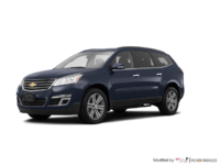 2016 Chevrolet Traverse 2LT | Photo 3 | Blue Velvet Metallic