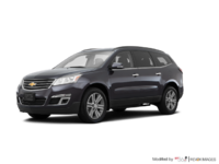 2016 Chevrolet Traverse 2LT | Photo 3 | Tungsten Metallic