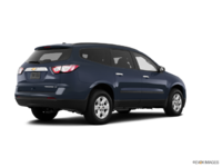 2016 Chevrolet Traverse LS | Photo 2 | Blue Velvet Metallic