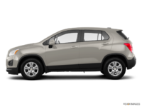 2016 Chevrolet Trax LS | Photo 1 | Champagne Silver Metallic