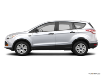 2016 Ford Escape S | Photo 1 | Ingot Silver