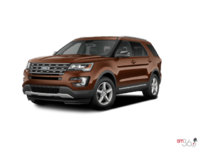 2016 Ford Explorer XLT | Photo 3 | Bronze Fire