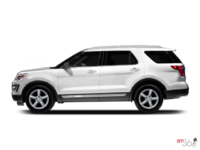 2016 Ford Explorer XLT | Photo 1 | Oxford White