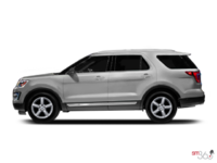 2016 Ford Explorer XLT | Photo 1 | Ingot Silver