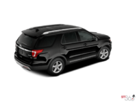 2016 Ford Explorer XLT | Photo 2 | Shadow Black