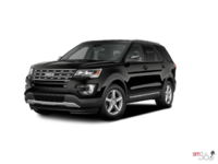 2016 Ford Explorer XLT | Photo 3 | Shadow Black