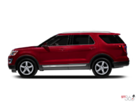 2016 Ford Explorer XLT | Photo 1 | Ruby Red