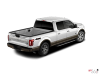 2016 Ford F-150 KING RANCH | Photo 2 | Oxford White/Caribou