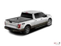 2016 Ford F-150 KING RANCH | Photo 2 | White Platinum/Caribou