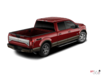 2016 Ford F-150 KING RANCH | Photo 2 | Ruby Red/Caribou