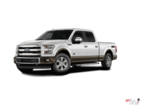 2016 Ford F-150 KING RANCH | Photo 3 | White Platinum/Caribou